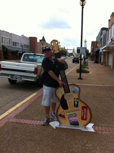 Jamming in Tupelo