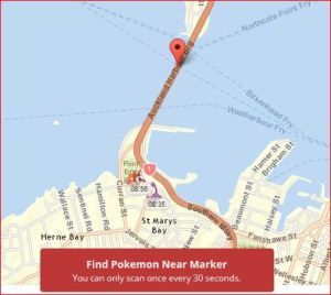 Pokemon Map