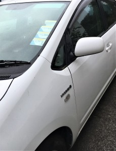 Uber Prius