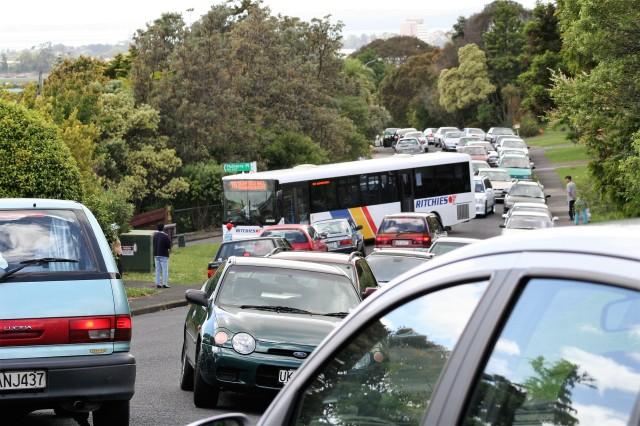 Rat Runners makr traffic jams worse